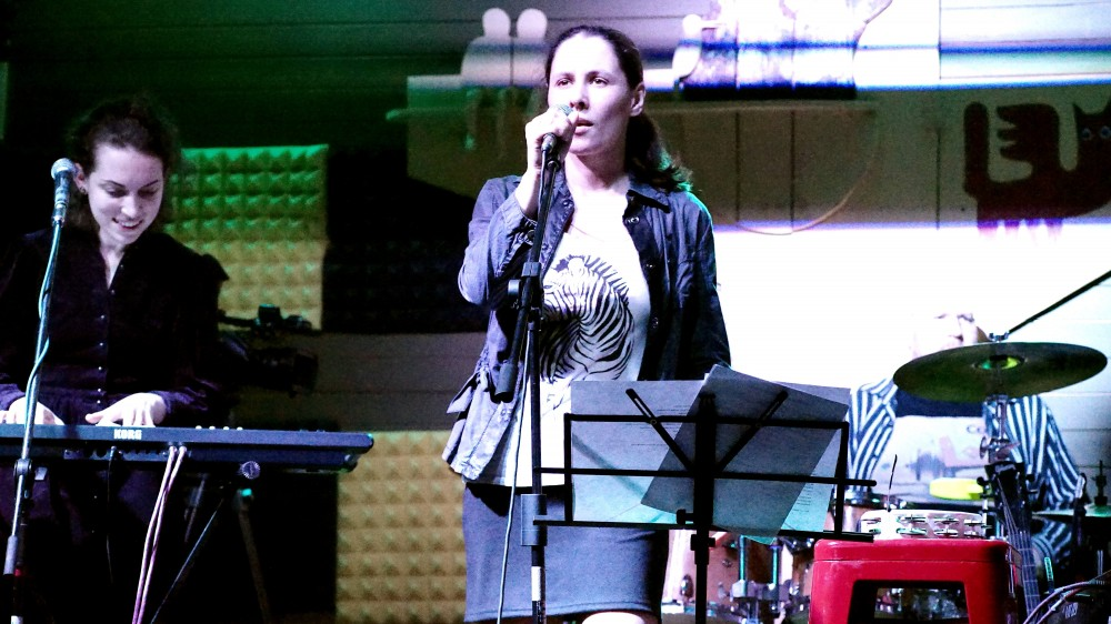 Теуникова презентация альбома, Орденарцев soundrussia