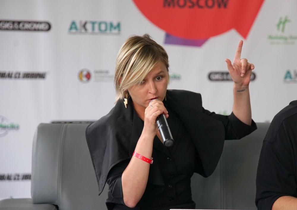 Руслана Султанова Александр Пушной фото Орденарцев