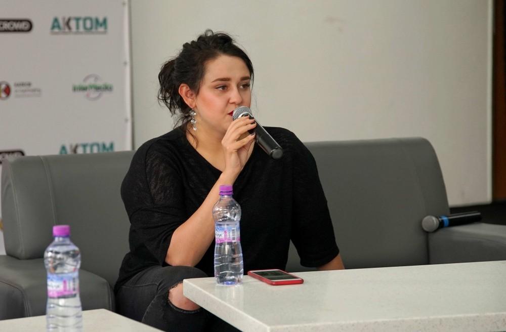 Дарья Мишина фото Орденарцев